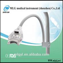 M-60 super cam white smile crest teeth whitening strips fix on dental chair