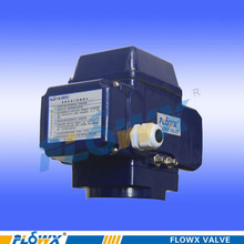 Integration of electric actuator
