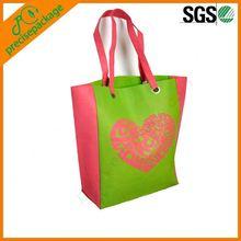 lovely eco-friendly non woven shopping bag