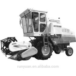 mini wheat rice harvester 4LZ-2 wheat cutting machines