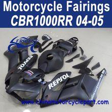 2004 2005 For HONDA CBR 1000RR ABS Motorcycle Fairing Set Matt Grey Repsol FFKHD019