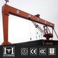 Mg Type Double poutre portique, Remboursable container