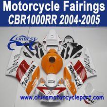 2004 2005 For HONDA CBR 1000RR Fairings Orange Repsol FFKHD019