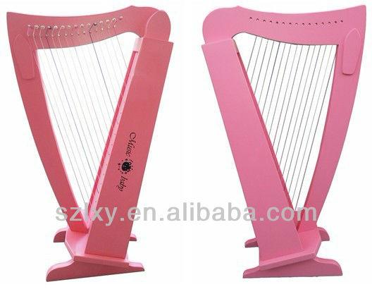 mini brinquedo harpa para venda