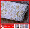 New pattern stretch scalloped edge lace fabric