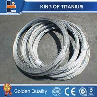 ASTM B863 anodized titanium wire