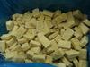 2014 20G IQF Frozen garlic paste with FDA ,HALAL,HACCP,BRC Certificated