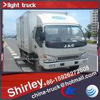 JAC Diesel Light Truck 4ton,used JAC trucks Chengli Special Automobile Co.,ltd