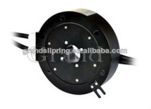Double deck slip ring design marine and medical equipment rotary electrical joint