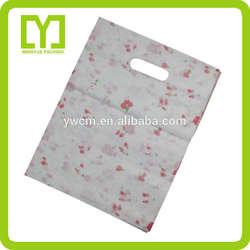 Yiwu China cheap custom machine made shopping plastic bags
