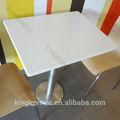 Acrilico tavola superficie solida top, solido tavoli superficie, controsoffitto della cucina