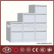 KD steel index card vertical file cabinet & filing cabinets central locking system