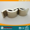 Shan magnet factory OEM magnets for fabric zinc nickel plated sintered NdFeB magnet