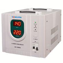 Regulator For Home/Travel, voltage stabilizer, 2012 new voltage stabilizer factory