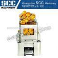 venda quente qualidade superior mais popular máquina de fazer suco de laranja automática