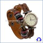 Wholesale Fashion Vintage Leather Bracelets Watch