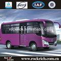 diesel 6m eq6600p3g 19 asientos del autobús de la ciudad de minibús para la venta