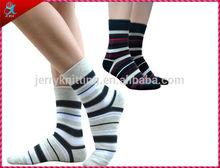 anti-bacterial breathable cotton elite basketball socks