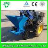 walking tractor power tiller type used potato planter 1 row potato planter potato planter machine