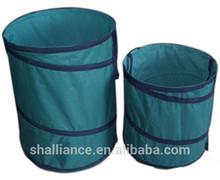 ALLIANCE waste bin container Rattan Garden Storage Bin