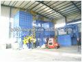 resina fenólica alcalina de arena línea de producción para la fundición