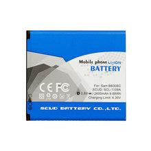 Cell phone battery B600BC 3.8V 2600mAh for Samsung Galaxy S4 i9500