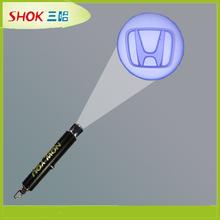 2014 hot China factory led keyring torch
