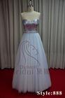 Latest Beautiful Elegant Wholesale Silver Grey Designer Women Long Modern Free Patterns Evening Dress Made In China 2014