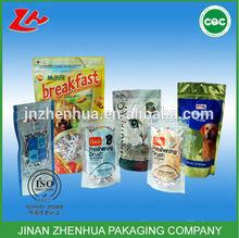 Color printing ldpe plastic bag package 30 years OEM experience