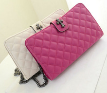 D34 new styel cross shoulder bag cluth bag ladies fancy bag