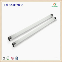 surface mounted fixture 2ft led t8 tube9.5w, led marine tube light, 600mm 9w tube8 led xxx animal video tube