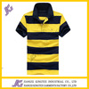 cheap T/C 65/35 engineer yarn dyed striped polo shirt