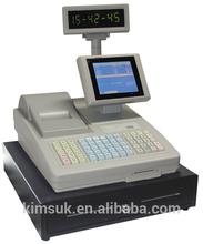 Electronic ECR cheap cash register/supermarket cash register