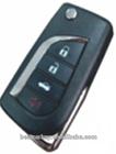 Topbest Tiida Livina3+1 button 351Mhz car key lock remote for nissan tiida remote key nissan car keys
