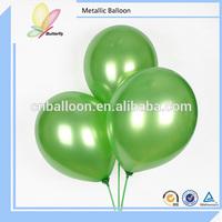 "2014 Wholesale 10"" 2.2g Birthday Party Decorations Metallic Foil Balloon"