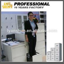 Luoyang Anshun four drawer lateral filing cabinet office furniture