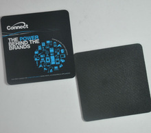 fabric drink coasters, cheap mouse pad coaster, fabric print drink coaster and placemats