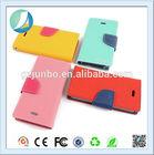 Wholesale OEM Design Wallet Flip Case For LG Optimus L7 II P710