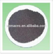 Profesional proveedor negro carburo de silicio MSDS sic 98% min