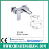 surface mounted bathroom waterfall faucet