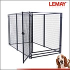 Hot sale 5x10x6ft large outdoor galvanized welded wire dog pens