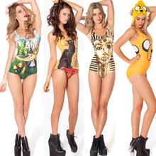 Women www sexy open image One Piece 2014 sexy one piece swimwear Underwear Monokini Bikini Swimsuit SV000429