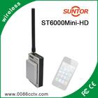 mini cofdm mobile portable av camera transmitter and receiver