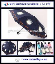 All cartoon cute color umbrella,gift for high school graduation