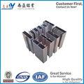 perfil de aluminio extruido