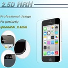 protective film with logo for for iphone 5 lcd tv screen protector film