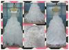 Hot Sale On Line 2014 China Wholesale Cheap Ruffle Bride Use Wedding Dress