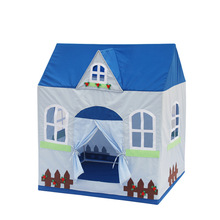 kids castle tent printing star / Speeltent / Spielzelt /play house