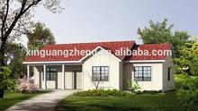 low price high quality steel house prefab villa prefabricated house