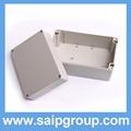 Chine fabrication étanche boîte de jonction câble gland160 * 110 * 90 IP66